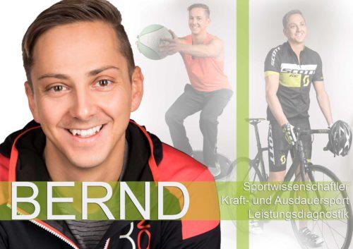 Sportwissenschaftler Bernd