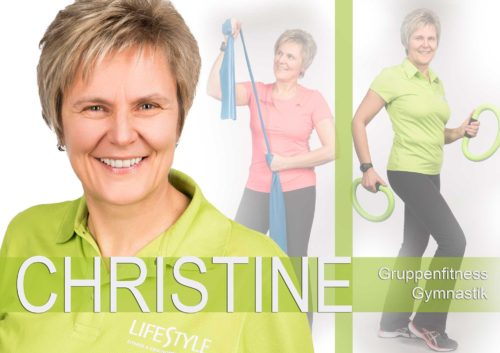 Gymnastik mit Christine