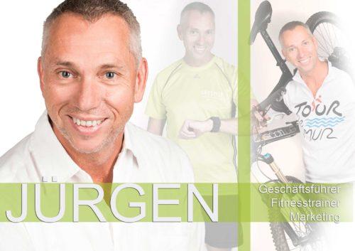 Fitnesstrainer Jürgen