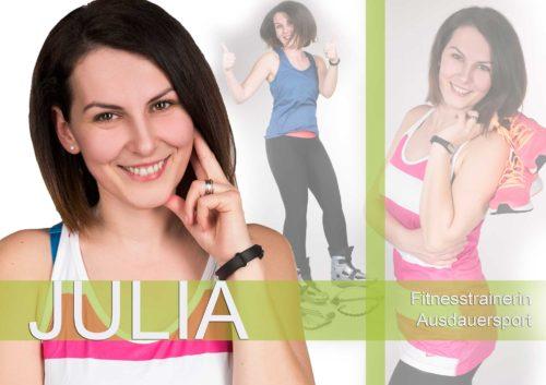 Ausdauersport mit Julia