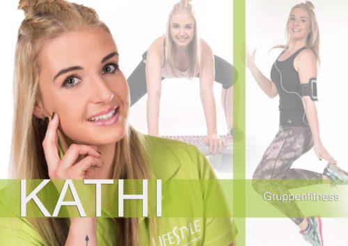 Gruppenfitness mit Kathi