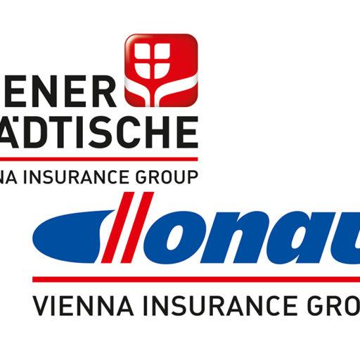 Versicherungen Logos