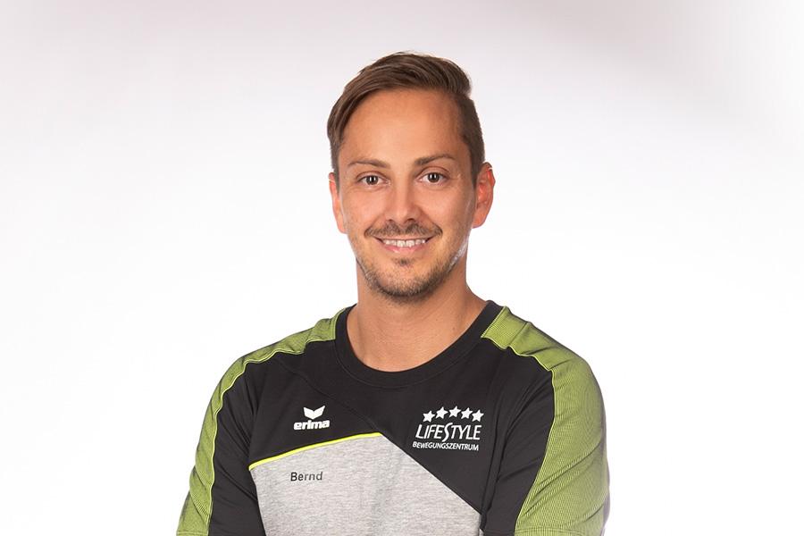 Fitnesstrainer Bernd